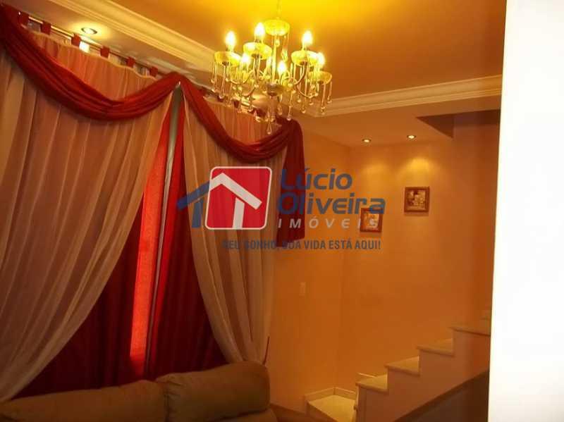 01- Sala - Casa à venda Rua Santos Titara,Todos os Santos, Rio de Janeiro - R$ 380.000 - VPCA20284 - 1