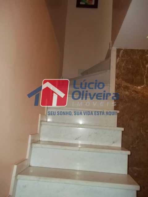 03- Escada Acesso - Casa à venda Rua Santos Titara,Todos os Santos, Rio de Janeiro - R$ 380.000 - VPCA20284 - 4