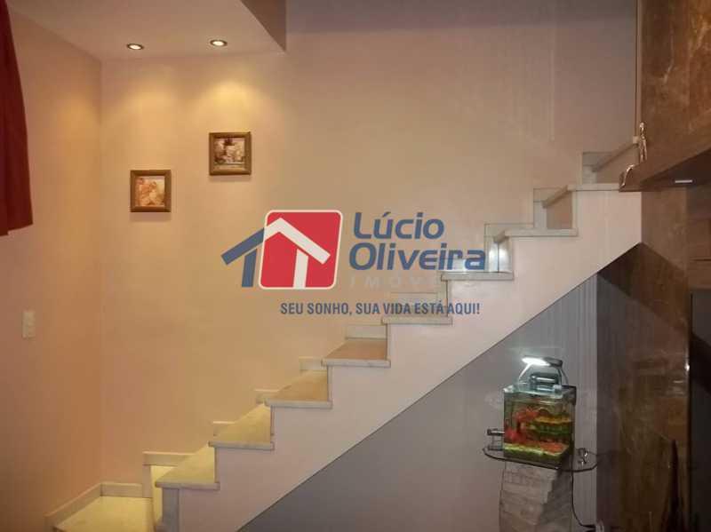 04- Sala - Casa à venda Rua Santos Titara,Todos os Santos, Rio de Janeiro - R$ 380.000 - VPCA20284 - 5