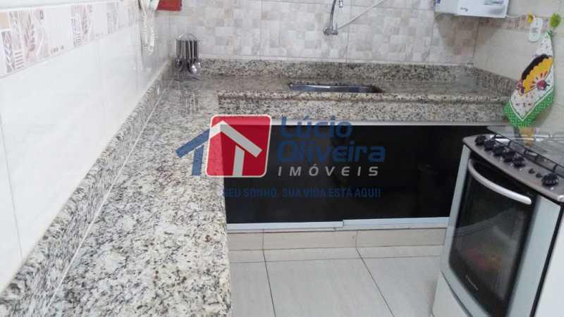 05- Cozinha - Casa à venda Rua Santos Titara,Todos os Santos, Rio de Janeiro - R$ 380.000 - VPCA20284 - 6