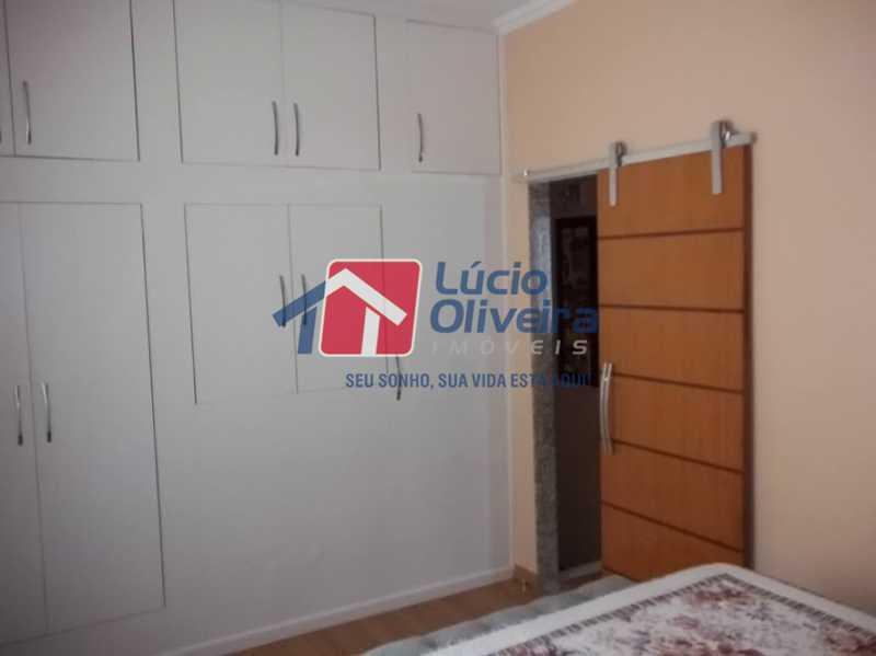 06- Quarto C. - Casa à venda Rua Santos Titara,Todos os Santos, Rio de Janeiro - R$ 380.000 - VPCA20284 - 7