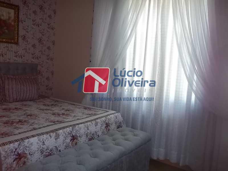 07- Quarto C. - Casa à venda Rua Santos Titara,Todos os Santos, Rio de Janeiro - R$ 380.000 - VPCA20284 - 8