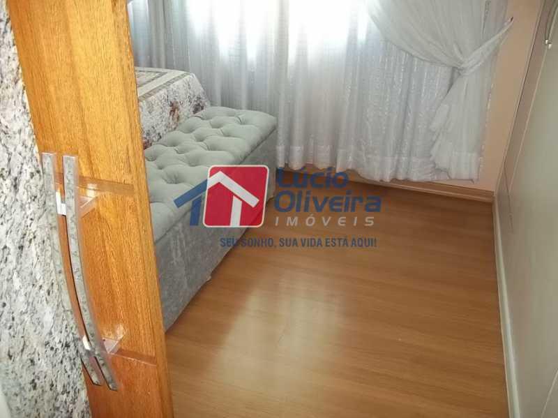 08- Quarto C. - Casa à venda Rua Santos Titara,Todos os Santos, Rio de Janeiro - R$ 380.000 - VPCA20284 - 9