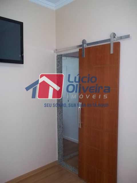 09- Quarto C. - Casa à venda Rua Santos Titara,Todos os Santos, Rio de Janeiro - R$ 380.000 - VPCA20284 - 10