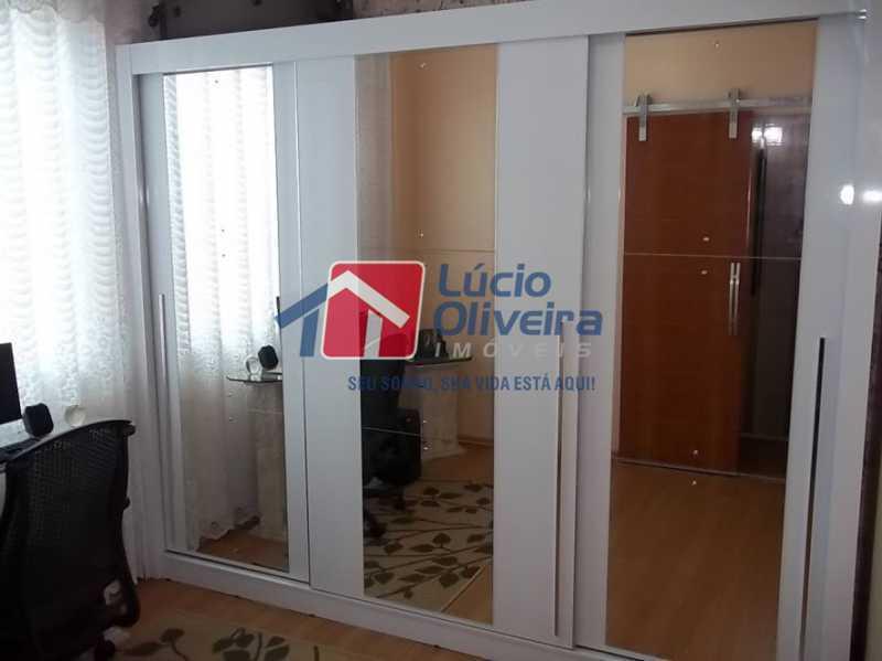 10- Quarto S. - Casa à venda Rua Santos Titara,Todos os Santos, Rio de Janeiro - R$ 380.000 - VPCA20284 - 11