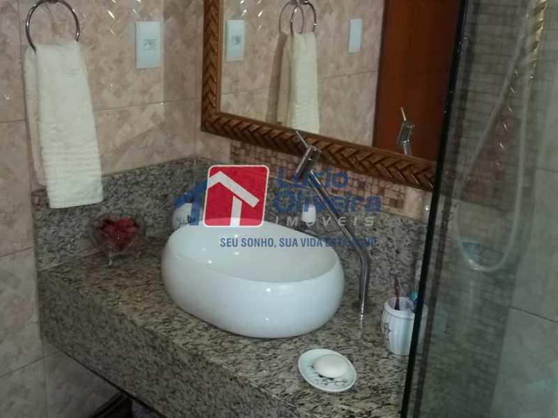13- BH Social - Casa à venda Rua Santos Titara,Todos os Santos, Rio de Janeiro - R$ 380.000 - VPCA20284 - 14