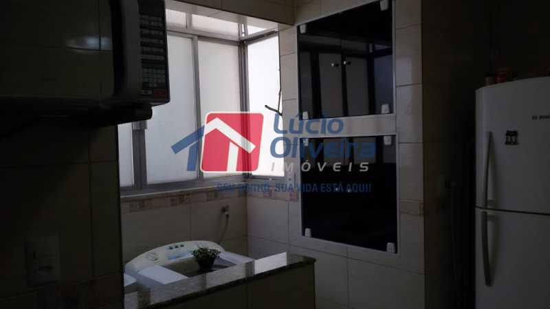 15- Area - Casa à venda Rua Santos Titara,Todos os Santos, Rio de Janeiro - R$ 380.000 - VPCA20284 - 16