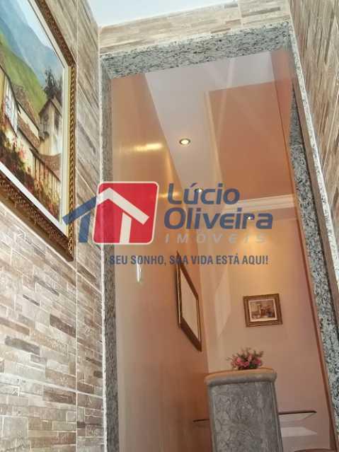 16 - Circulação - Casa à venda Rua Santos Titara,Todos os Santos, Rio de Janeiro - R$ 380.000 - VPCA20284 - 17