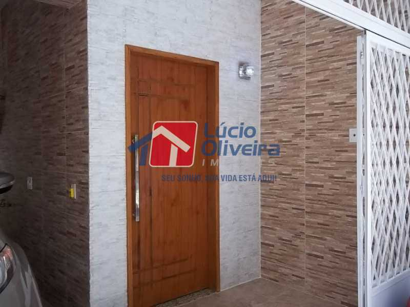 17- Fachada - Casa à venda Rua Santos Titara,Todos os Santos, Rio de Janeiro - R$ 380.000 - VPCA20284 - 18