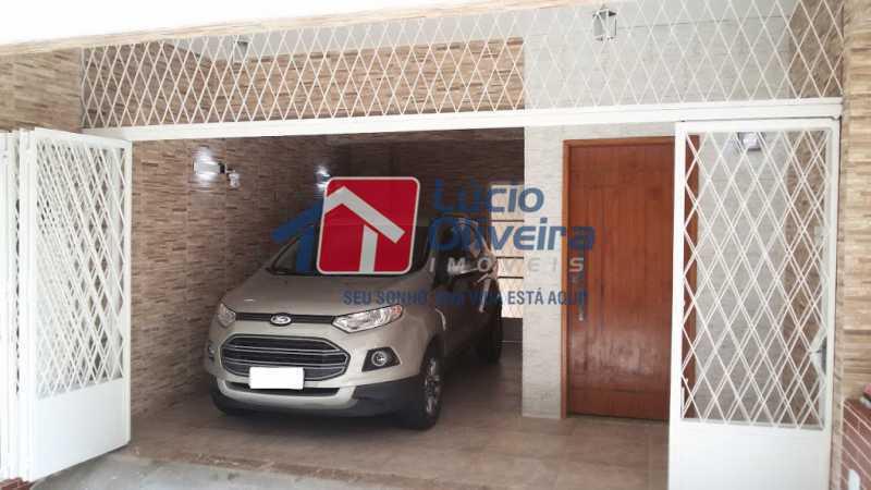 19- Garagem - Casa à venda Rua Santos Titara,Todos os Santos, Rio de Janeiro - R$ 380.000 - VPCA20284 - 20