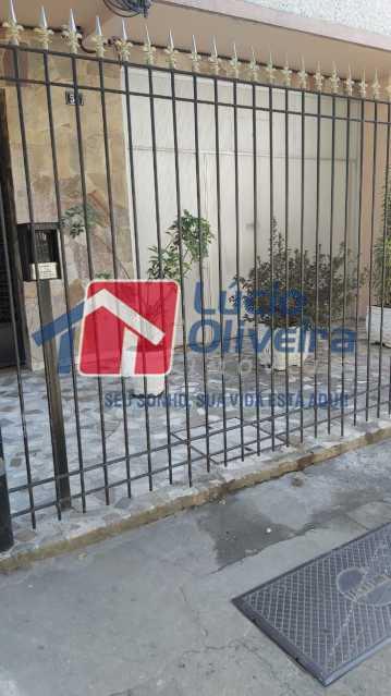 1-fachada - Apartamento à venda Rua Flack,Riachuelo, Rio de Janeiro - R$ 342.000 - VPAP30370 - 1
