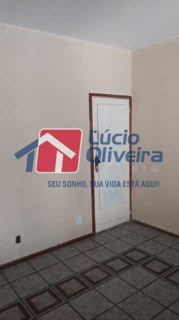 3-sala - Apartamento à venda Rua Flack,Riachuelo, Rio de Janeiro - R$ 342.000 - VPAP30370 - 4