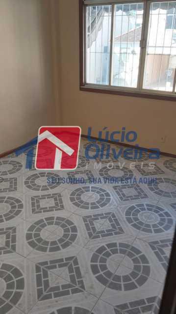5-quarto - Apartamento à venda Rua Flack,Riachuelo, Rio de Janeiro - R$ 342.000 - VPAP30370 - 6