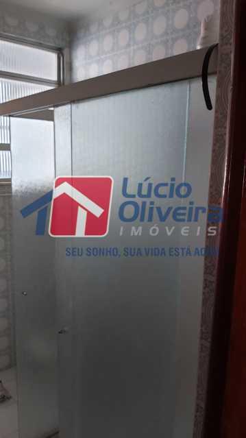 10-banheiro - Apartamento à venda Rua Flack,Riachuelo, Rio de Janeiro - R$ 342.000 - VPAP30370 - 11