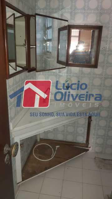 11-banheiro - Apartamento à venda Rua Flack,Riachuelo, Rio de Janeiro - R$ 342.000 - VPAP30370 - 12