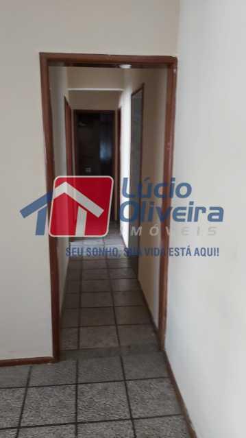 14-corredor - Apartamento à venda Rua Flack,Riachuelo, Rio de Janeiro - R$ 342.000 - VPAP30370 - 15