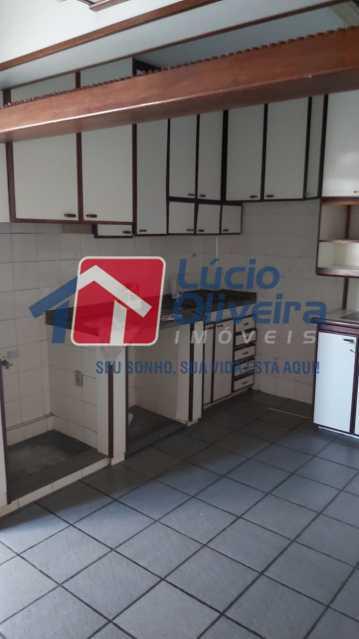 14-cozinha - Apartamento à venda Rua Flack,Riachuelo, Rio de Janeiro - R$ 342.000 - VPAP30370 - 16