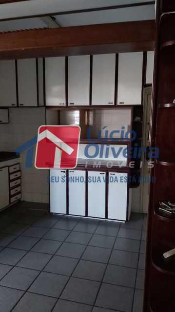 15-cozinha - Apartamento à venda Rua Flack,Riachuelo, Rio de Janeiro - R$ 342.000 - VPAP30370 - 17