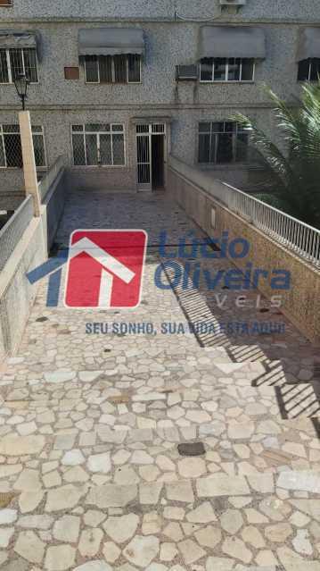18-area externa - Apartamento à venda Rua Flack,Riachuelo, Rio de Janeiro - R$ 342.000 - VPAP30370 - 20