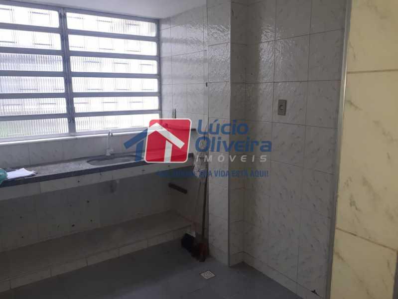 COZINHA 2. - Apartamento à venda Estrada da Água Grande,Vista Alegre, Rio de Janeiro - R$ 250.000 - VPAP30371 - 9