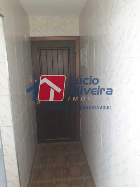 ENTRADA INTERNA. - Apartamento à venda Estrada da Água Grande,Vista Alegre, Rio de Janeiro - R$ 250.000 - VPAP30371 - 11