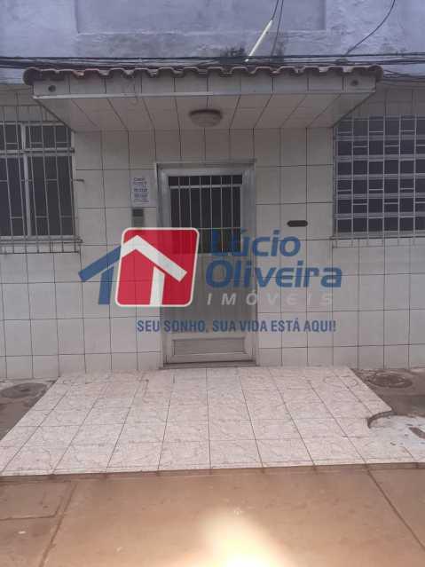 FACHADA 2. - Apartamento à venda Estrada da Água Grande,Vista Alegre, Rio de Janeiro - R$ 250.000 - VPAP30371 - 3