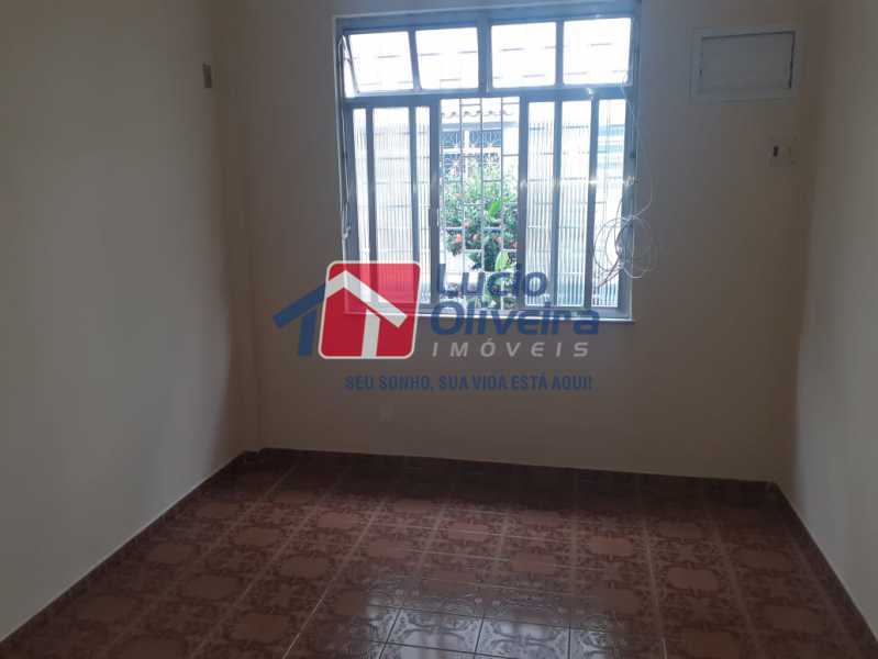 QUARTO 1 PARTE 3. - Apartamento à venda Estrada da Água Grande,Vista Alegre, Rio de Janeiro - R$ 250.000 - VPAP30371 - 13