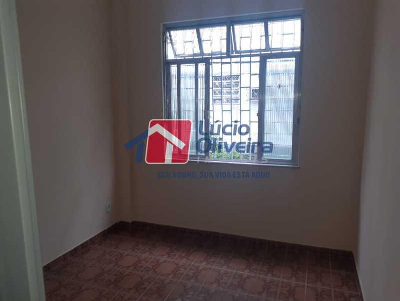 QUARTO 2. - Apartamento à venda Estrada da Água Grande,Vista Alegre, Rio de Janeiro - R$ 250.000 - VPAP30371 - 16