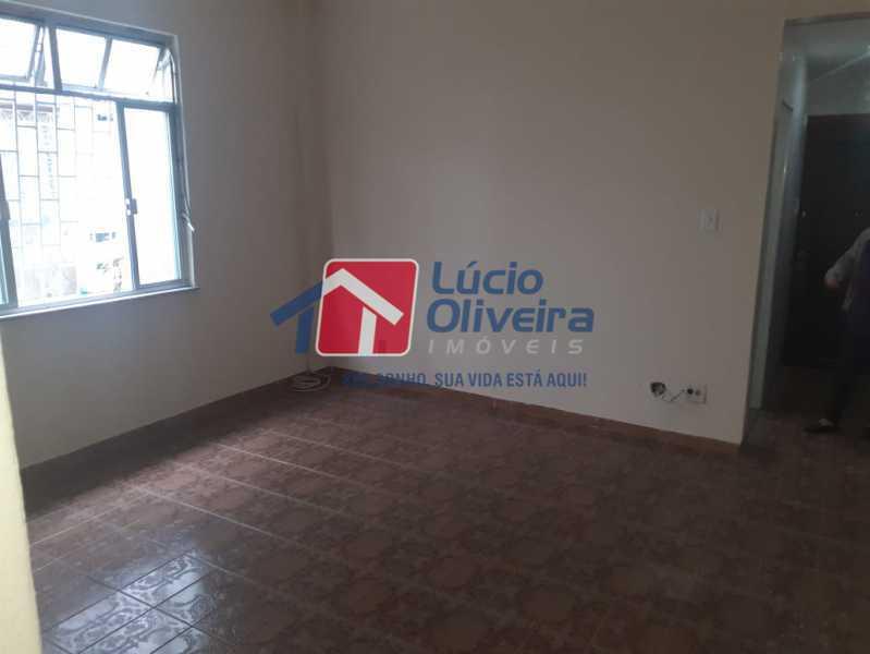 SALA2. - Apartamento à venda Estrada da Água Grande,Vista Alegre, Rio de Janeiro - R$ 250.000 - VPAP30371 - 20