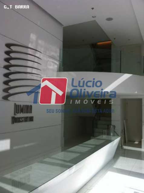 4- Entrada - Sala Comercial 29m² à venda Avenida Embaixador Abelardo Bueno,Barra da Tijuca, Rio de Janeiro - R$ 180.000 - VPSL00027 - 5
