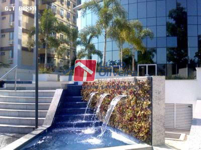 5- Vista - Sala Comercial 29m² à venda Avenida Embaixador Abelardo Bueno,Barra da Tijuca, Rio de Janeiro - R$ 180.000 - VPSL00027 - 6