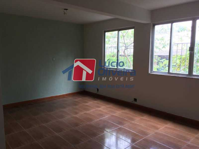 01- Sala - Apartamento à venda Estrada Marechal Miguel Salazar Mendes de Morais,Taquara, Rio de Janeiro - R$ 220.000 - VPAP30372 - 1