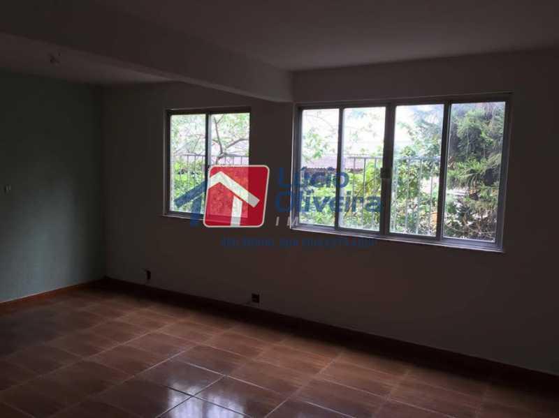 02- Sala - Apartamento à venda Estrada Marechal Miguel Salazar Mendes de Morais,Taquara, Rio de Janeiro - R$ 220.000 - VPAP30372 - 3