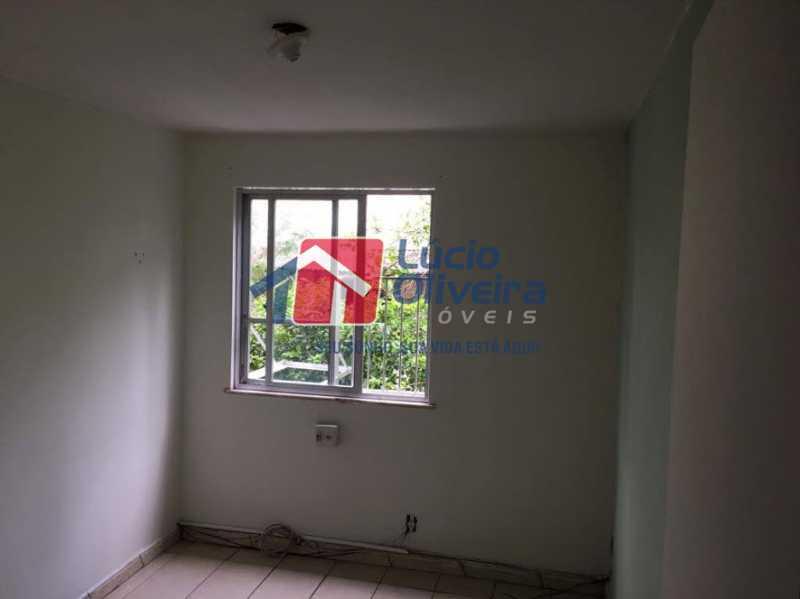 04- Quarto C. - Apartamento à venda Estrada Marechal Miguel Salazar Mendes de Morais,Taquara, Rio de Janeiro - R$ 220.000 - VPAP30372 - 5