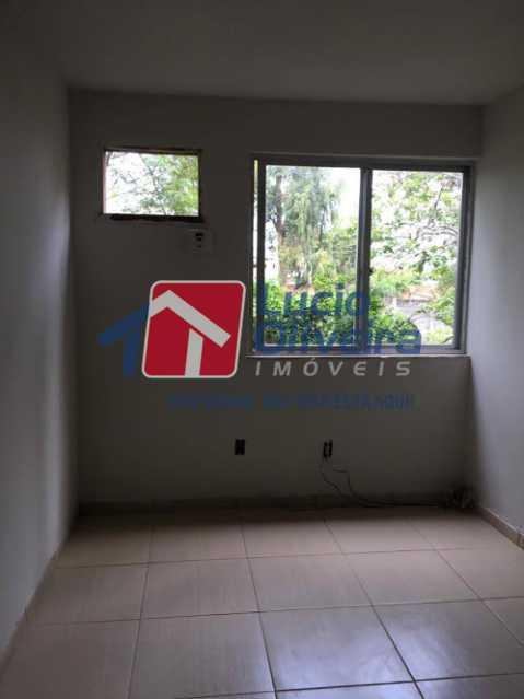 05- Quarto S. - Apartamento à venda Estrada Marechal Miguel Salazar Mendes de Morais,Taquara, Rio de Janeiro - R$ 220.000 - VPAP30372 - 6
