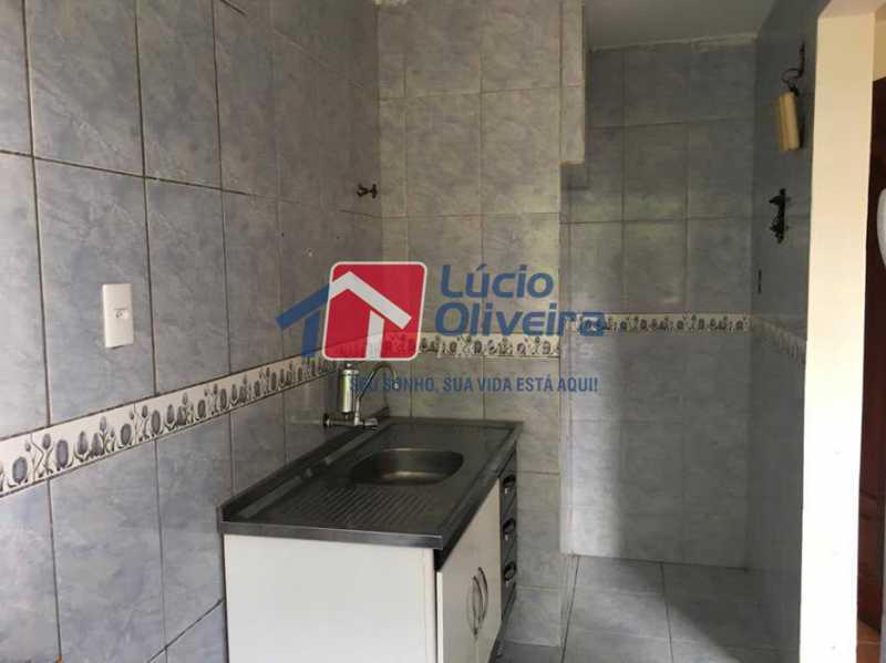 09- Cozinha - Apartamento à venda Estrada Marechal Miguel Salazar Mendes de Morais,Taquara, Rio de Janeiro - R$ 220.000 - VPAP30372 - 10