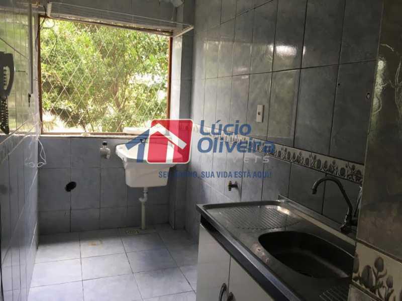 10- Cozinha - Apartamento à venda Estrada Marechal Miguel Salazar Mendes de Morais,Taquara, Rio de Janeiro - R$ 220.000 - VPAP30372 - 11