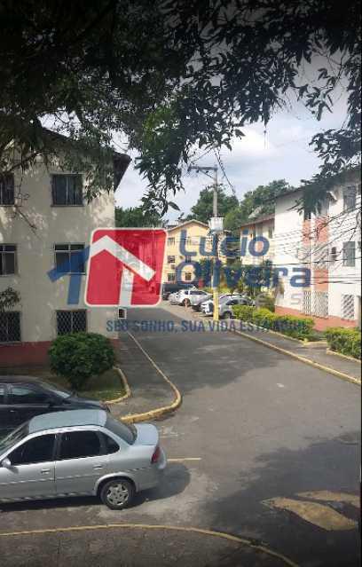 12- Estacionamento - Apartamento à venda Estrada Marechal Miguel Salazar Mendes de Morais,Taquara, Rio de Janeiro - R$ 220.000 - VPAP30372 - 13
