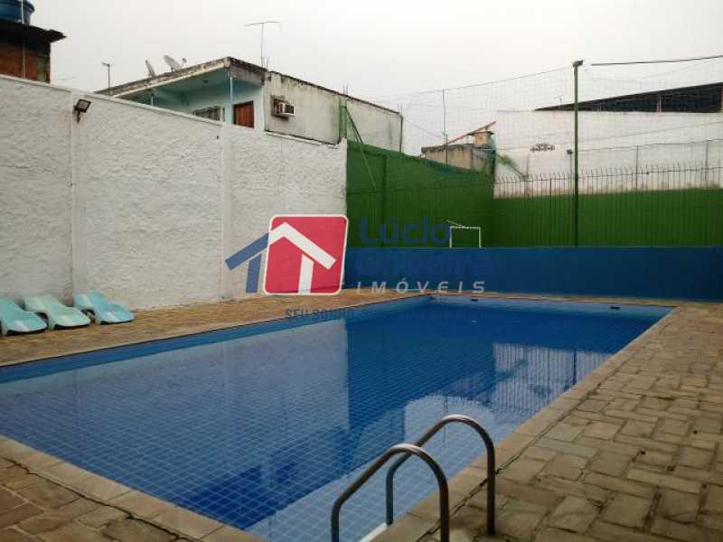 17- Piscina - Apartamento à venda Estrada Marechal Miguel Salazar Mendes de Morais,Taquara, Rio de Janeiro - R$ 220.000 - VPAP30372 - 18