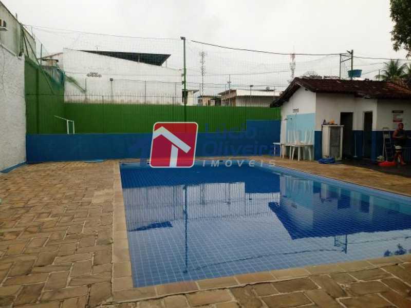 19- Piscina - Apartamento à venda Estrada Marechal Miguel Salazar Mendes de Morais,Taquara, Rio de Janeiro - R$ 220.000 - VPAP30372 - 20