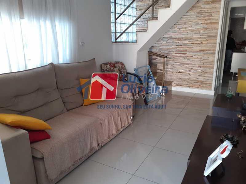 03- Sala - Casa à venda Rua Itapera,Vista Alegre, Rio de Janeiro - R$ 770.000 - VPCA30212 - 4