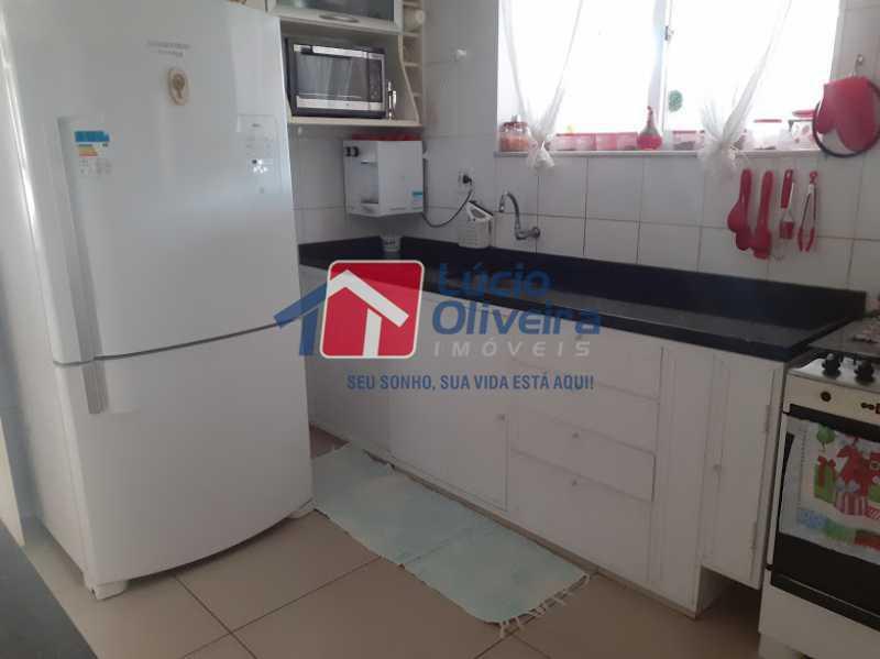 04- Cozinha - Casa à venda Rua Itapera,Vista Alegre, Rio de Janeiro - R$ 770.000 - VPCA30212 - 5