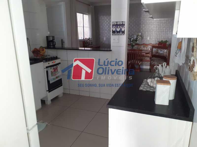 05- Cozinha - Casa à venda Rua Itapera,Vista Alegre, Rio de Janeiro - R$ 770.000 - VPCA30212 - 6