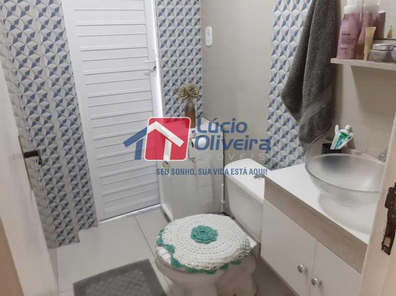 08- Lavabo - Casa à venda Rua Itapera,Vista Alegre, Rio de Janeiro - R$ 770.000 - VPCA30212 - 9