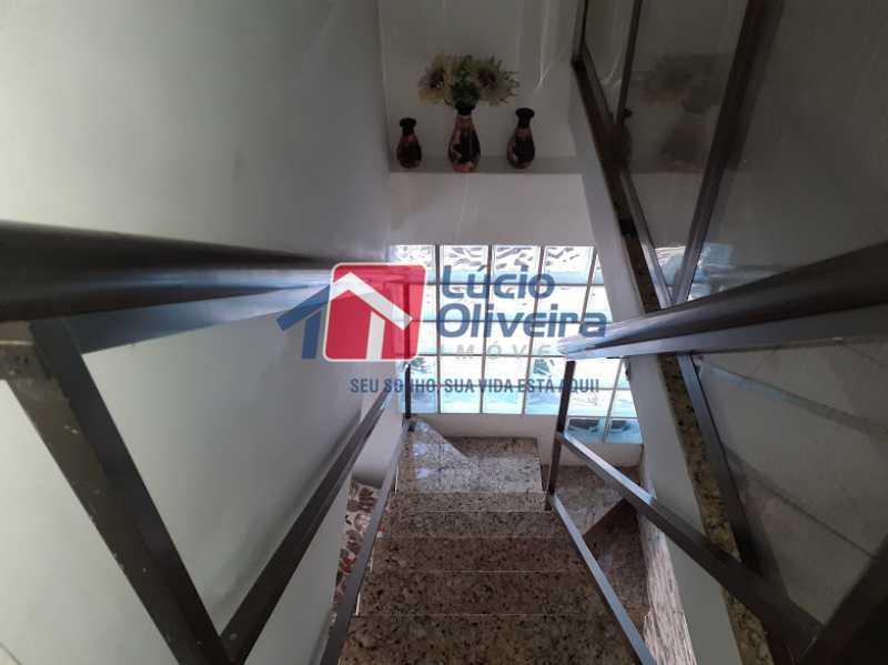 09- Escada acesso 2ar - Casa à venda Rua Itapera,Vista Alegre, Rio de Janeiro - R$ 770.000 - VPCA30212 - 10