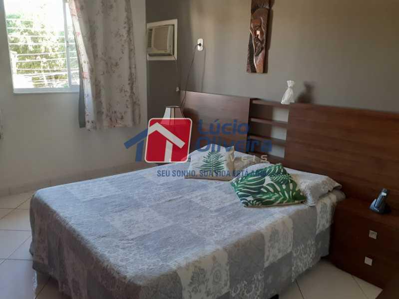 10- Quarto C. - Casa à venda Rua Itapera,Vista Alegre, Rio de Janeiro - R$ 770.000 - VPCA30212 - 11