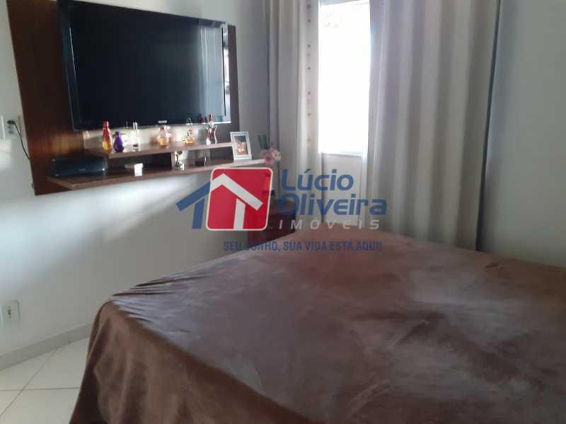 11- Quarto S. - Casa à venda Rua Itapera,Vista Alegre, Rio de Janeiro - R$ 770.000 - VPCA30212 - 12