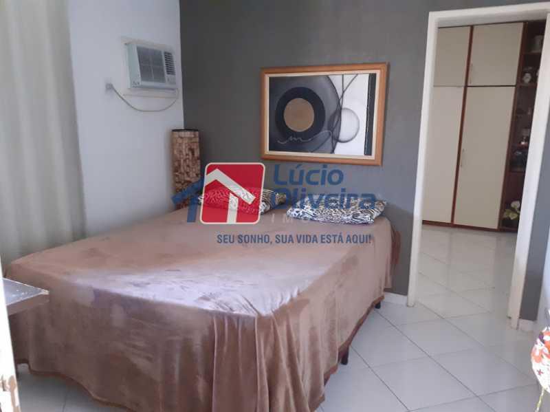 13- Quarto S. - Casa à venda Rua Itapera,Vista Alegre, Rio de Janeiro - R$ 770.000 - VPCA30212 - 14