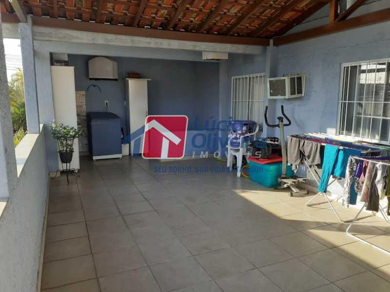 18- Area de Serviço - Casa à venda Rua Itapera,Vista Alegre, Rio de Janeiro - R$ 770.000 - VPCA30212 - 19