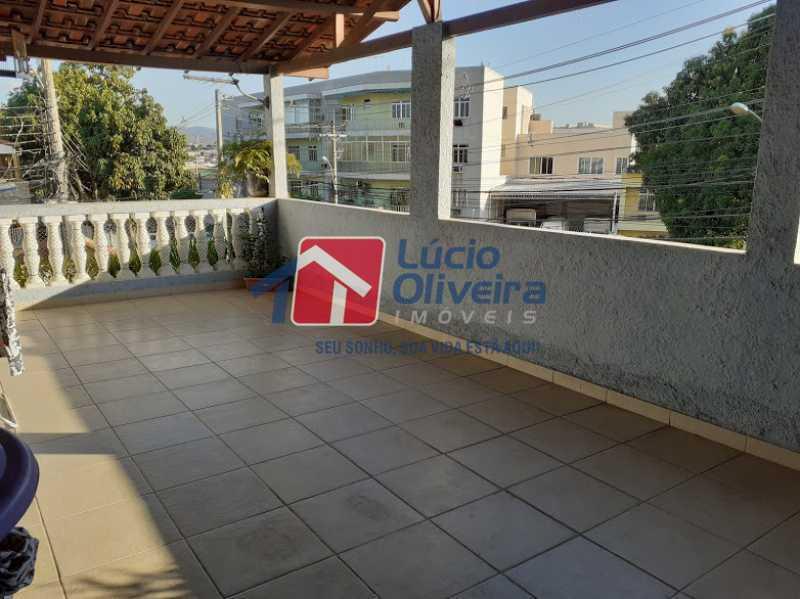 19- Area de serviço - Casa à venda Rua Itapera,Vista Alegre, Rio de Janeiro - R$ 770.000 - VPCA30212 - 20